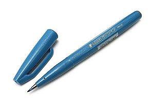Brush Pen Sign Azul Ceu - Pentel
