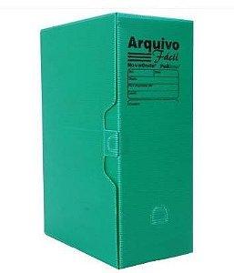 Arquivo Morto Pratico Multionda Verde - Alaplast