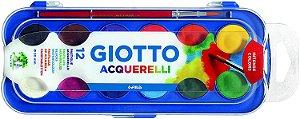 Aquarela Giotto 30mm 12 Cores - Canson
