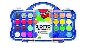 Aquarela Giotto 30mm 36 Cores - Canson