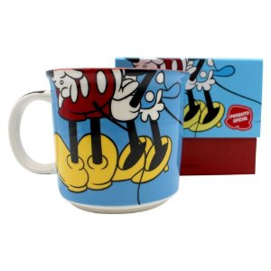 Caneca 350ml Tom Mickey Minnie You And Me - Zona