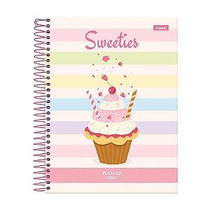 Agenda Planner 177x240 Cupcake - Foroni