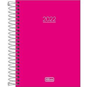 Agenda Esp M4 Pepper Rosa - Tilibra