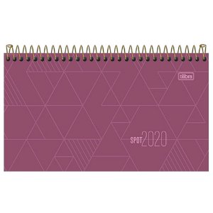 Agenda Esp M2 Bolso Spot Fem - Tilibra