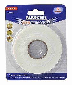 Fita Adesiva 1,8cmx5m Espuma Dp Face - Imporiente
