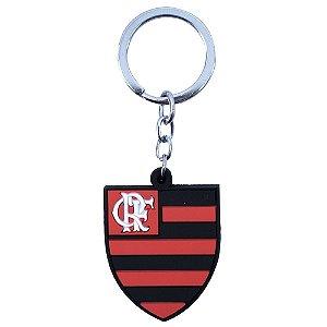 Chaveiro Escudo Flamengo - Mileno