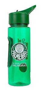 Garrafa C/canudo 700ml Palmeiras - Mileno