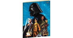 Caderno Broc Cd 40f Caligrafia Star Wars - Jandaia