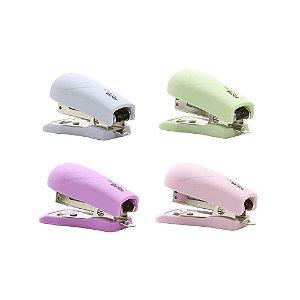 Mini Grampeador 26/6 Trend Pastel Sortido - Jocar