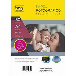 Papel A4 180g 50f Fotografico - Bahia