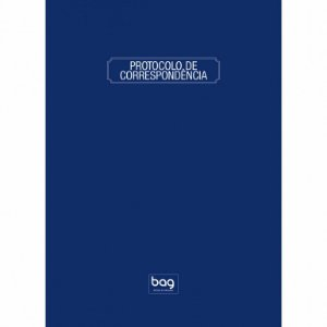 Livro 100f Protocolo De Correspondencia - Bahia