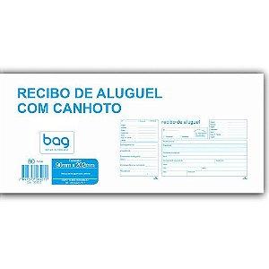 Bloco Talonado 50f Aluguel C/canhoto - Bahia