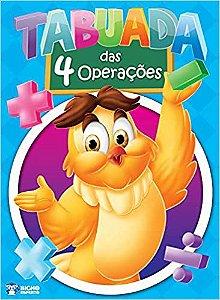 Tabuada Das 4 Operacoes - Bicho Esperto