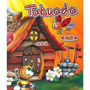 Livro Tabuada Decorada Cris - Bahia Artes