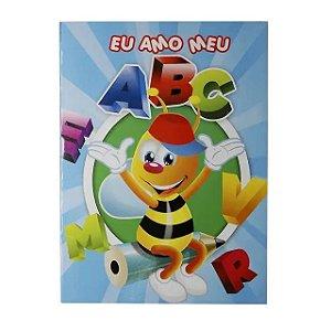 Livro Eu Amo Meu Abc - Bahia Artes