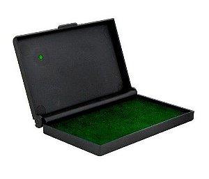 Almofada P/carimbo N°3 Verde - Radex