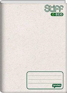 Caderno Broc Cd 1m 96f Stiff Eco - Jandaia