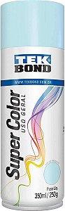 Tinta Spray 350ml Supercolor Azul Claro - Tekbond