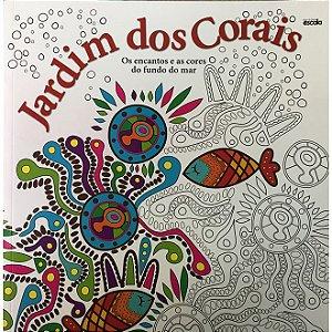 Livro Jardim Dos Corais Ed 1 - Escala