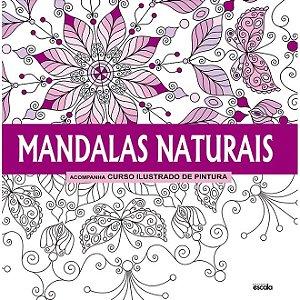 Livro Mandalas Naturais Ed 1 - Escala