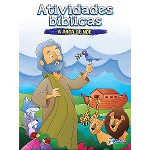 Atividades Biblicas - A Arca De Noe - Bicho