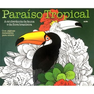 Livro Paraiso Tropical Ed 1 - Escala