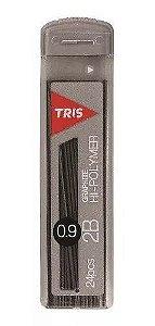 Grafite Hi Polymer 0,9mm 2b - Tris