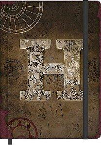 Caderneta P 80f Harry Potter - Jandaia