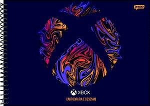 Caderno Esp Cartografia Cd 80f Xbox - Jandaia