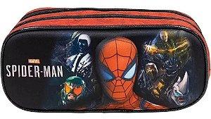Estojo Duplo Spider Man S1 - Xeryus