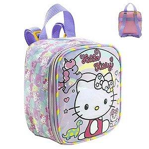 Lancheira Hello Kitty Rainbow - Xeryus