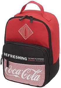 Lancheira S/acessorio Coca Cola Grid - Pacific