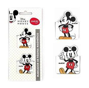 Marcador Magnetico C/2 Mickey - Molin