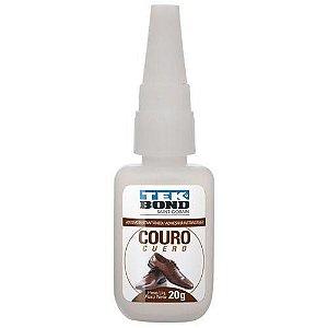 Cola 20g Couro - Tekbond