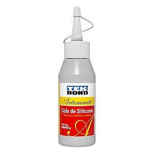 Cola de Silicone para Artesanato com 51g/60ml - TEKBOND-24307007900