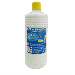 Cola Branca Liquida 1 Kg New Magic Ref.715