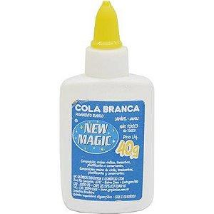 COLA BRANCA NEW MAGIC 40G Ref.34721