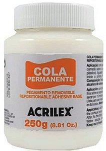 COLA PERMANENTE 250G - ACRILEX