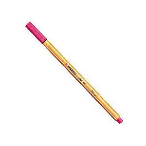 Caneta Stabilo Point 88/056 Rosa Neon