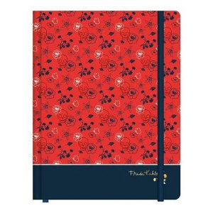 Caderneta De Anotações Pautada Frida Kahlo  Jandaia S/L