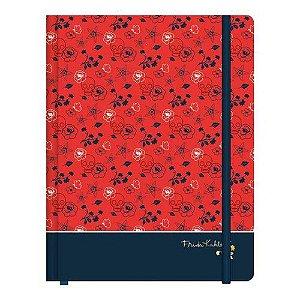 Caderneta De Anotações P Frida Kahlo 80 folhas  Jandaia