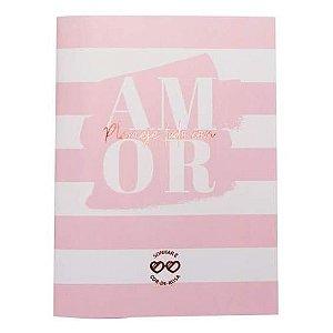 Planner mensal - cor de rosa