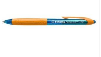Caneta Esferografica Stabilo Performer 0.7 mm Azul