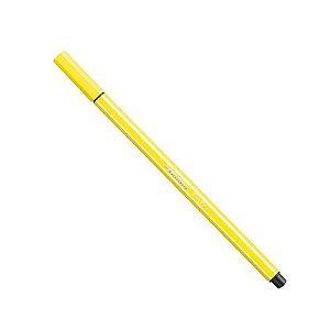 Caneta Stabilo Pen 68/44 Amarela
