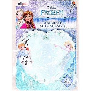 Adesivo stick Frozen notas adesivas - Etipel