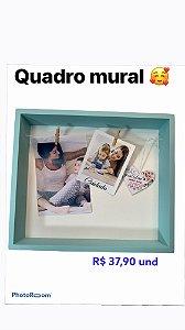 QUADRO MURAL - MÃE, GRATIDÃO..