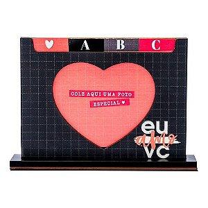 Porta Retrato Dicionário - Eu & Vc Definição De Amor