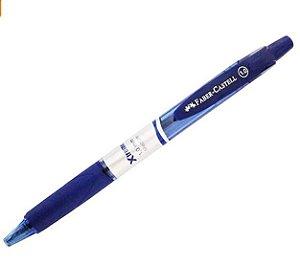 Caneta Esferografica 1.0 Xtreme RT Azul Faber Castell