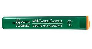 Grafite 0.9 Com 24 Unidades Faber-castell