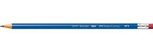 Lápis com Borracha Faber Castell